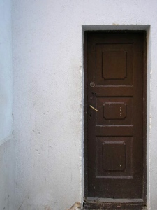 Narrow door