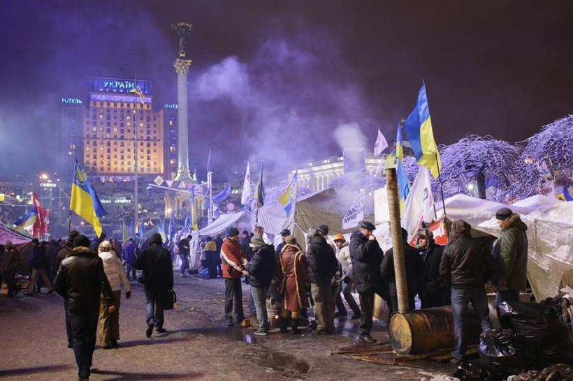 Cold Night In Kiev (Dec. 9)