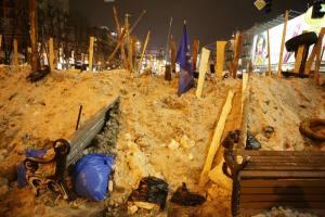 Snowy Barricade ii