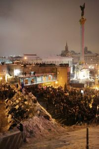 Cold Night in Kiev Dec. 11th