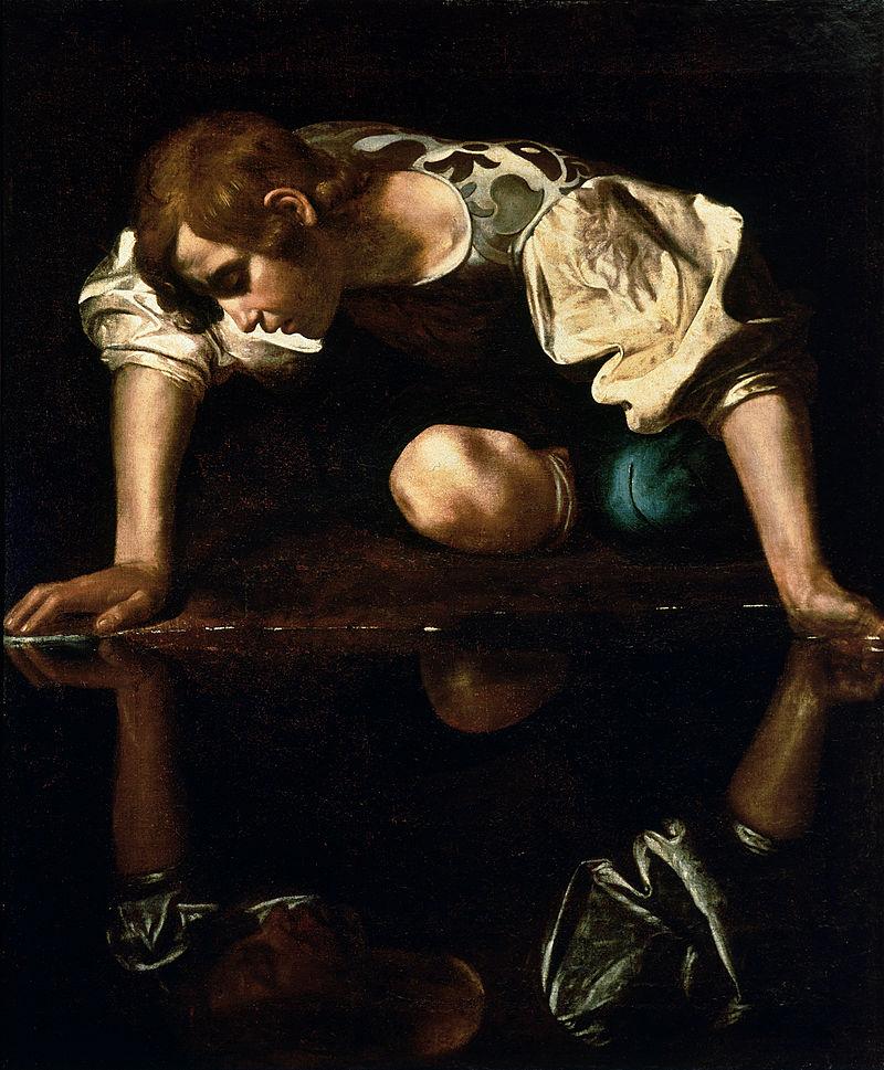 800px-narcissus-caravaggio_1594-96_edited
